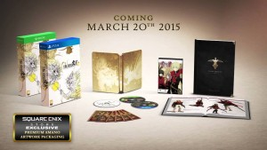 Final Fantasy Type-0 Collectors Edition Details Video