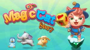 Magic Cat Story teaser trailer