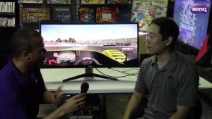 BenQ XR3501 Curved Gaming Monitor Unboxing Video
