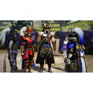 Save $5 on Samurai Warriors 4-II with English support