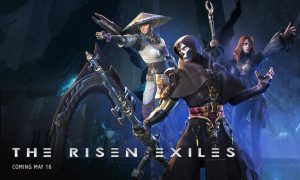 SkyForge Risen Exiles Free Expansion Adds New Classes