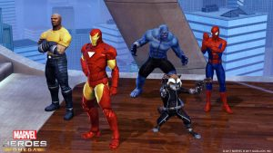 Free Marvel Heroes Omega MMO Out June 30 on Xbox One and PS4