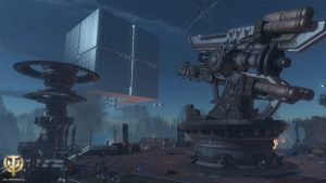 The Mechanoid War expands SkyForge on the PS4