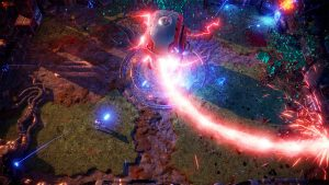 Twin Stick Arcade Shooter Nex Machina Out Now