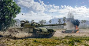Armored Warfare Eye of the Storm Update Announced