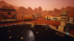 JCB Pioneer: Mars Offers Scientific Sandbox Survival