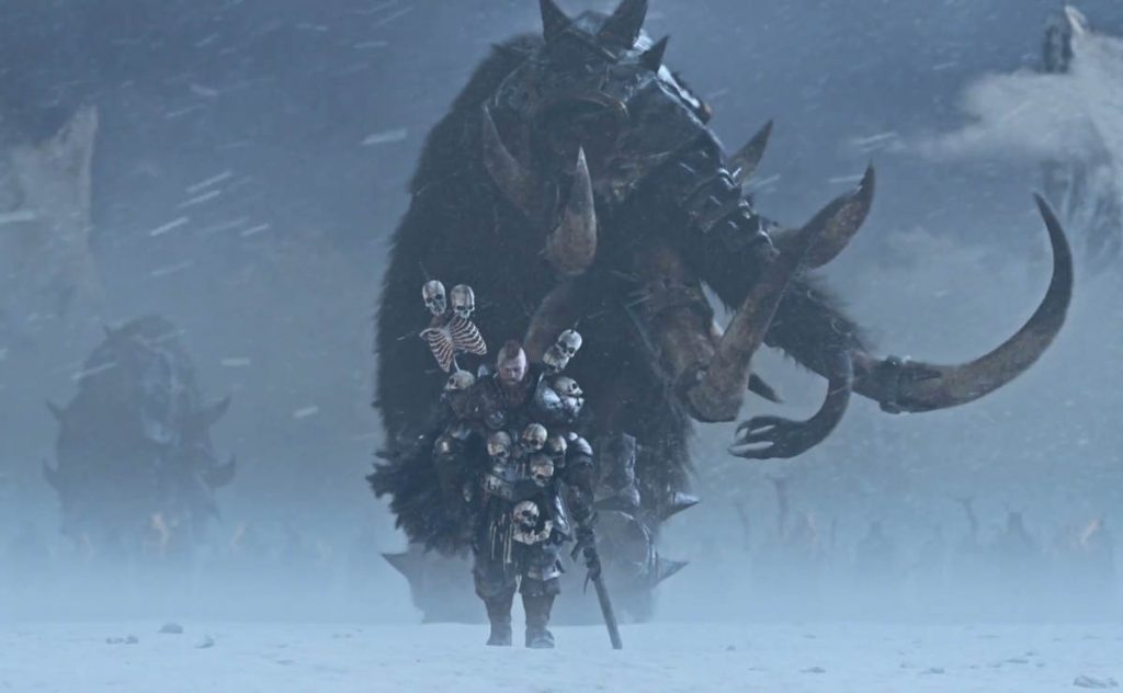 Total War Warhammer 2 Norsca Race Pack Pre Order Details