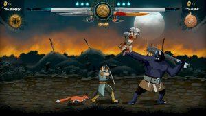 Samurai Riot Arcade Beam'Em Up Launches for PC