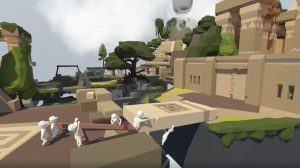 Physics-Based Human: Fall Flat Adds Multiplayer