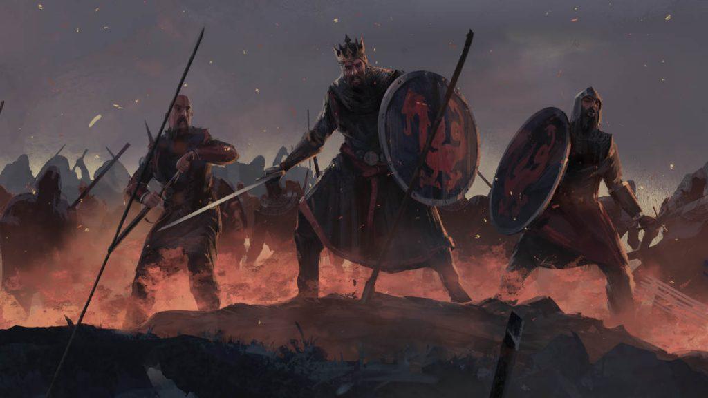 A Total War Saga – Thrones of Britannia Announced