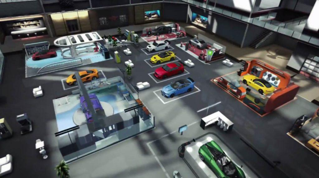 Gear Club Unlimited Performance Shop